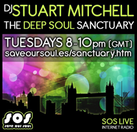 Stuart Mitchell on SOS LIVE
